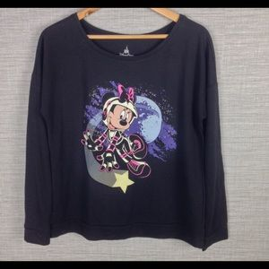 New Disney Parks Astronaut Minnie Long Sleeve